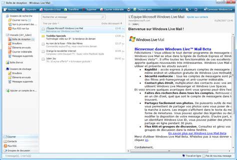 microsoft live windows live mail voor vista wroc awski informator