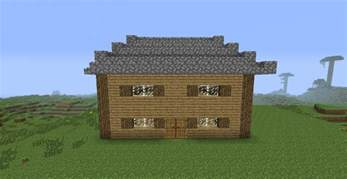 Minecraft Home Design Tips Wooden House Design It Yourself Minecraft Project