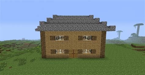 minecraft wood house designs wooden house design it yourself minecraft project