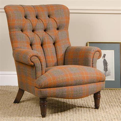 harris tweed chairs tetrad tetrad harris tweed calvay chair