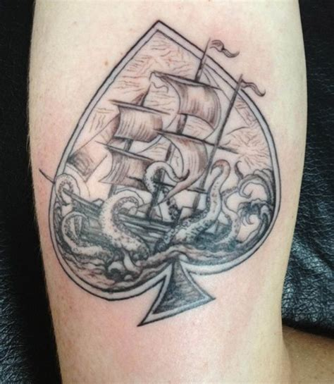 ace of spades tattoo meaning 30 cool spade designs canvas