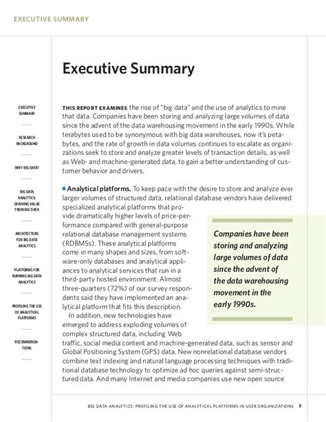 Summary Essay Exles by Executive Summary Examples 187 Subway Maps