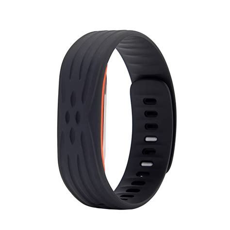 37 Degree Journey Bluetooth 4.1 Smart Bracelet   Black