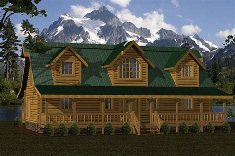 Battle Creek Log Homes by View Battle Creek Log Homes