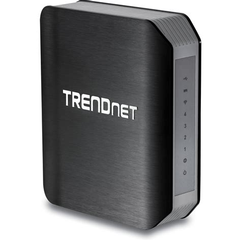 trendnet tew 812dru ac1750 dual band wireless router tew