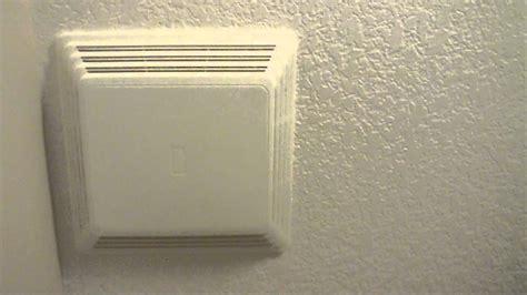 How To Remove A Broan Bathroom Fan Cover by Broan Bathroom Fan From 2002