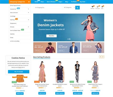 20 Best Wordpress Shopping Cart Themes 2018 Siteturner | 20 best wordpress shopping cart themes 2018 siteturner