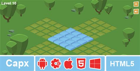 Construct 2 Isometric Tutorial | isometric puzzle construct 2 puzzle game by vetx