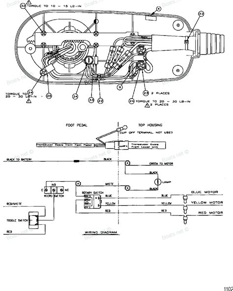 evinrude 12 24 trolling motor wiring diagram get free