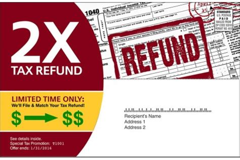 income tax return   automotive direct mail advertising