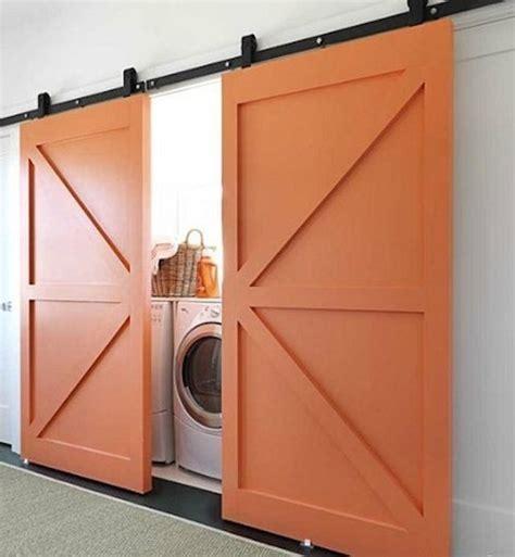 Laundry Closet Doors by Need A Creative Way To Hide Laundry Closet