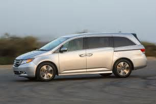 Honda Ody 2016 Honda Odyssey Reviews And Rating Motor Trend