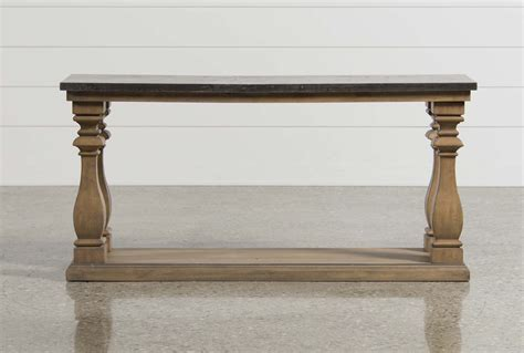 Living Spaces Sofa Table Biltmore Sofa Table Living Spaces