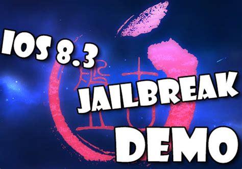 ios 8 3 jailbreak ios 8 3 jailbreak a fost demonstrat detalii despre