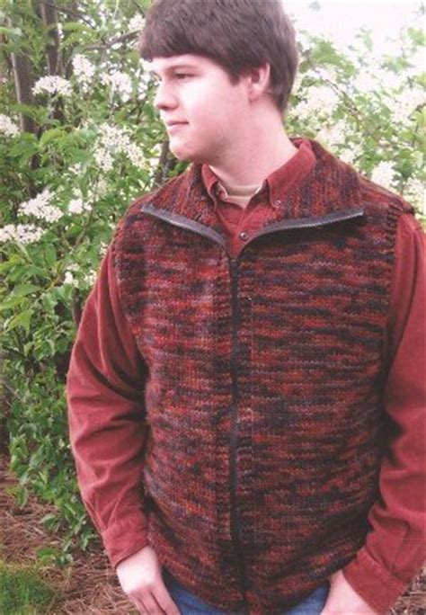 knitting pattern men s sweater vest knitting pure and simple men s sweater patterns 289