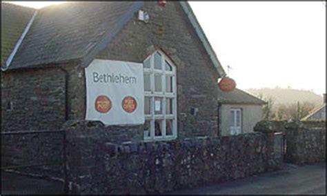 Bethlehem Post Office by News Uk Wales Bethlehem Post Attracts Festive Flock