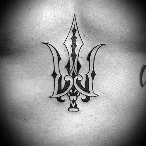 trident tattoo designs 40 trident designs for neptune ink ideas