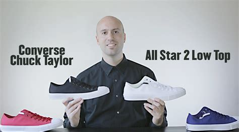 Chuck 2 Black Low 4 colors low top converse chuck all 2