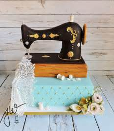 Vintage cakes have to be towering displays this tiny little vintage