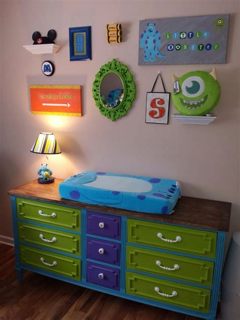 monsters inc bedroom 25 best ideas about monsters inc bedroom on