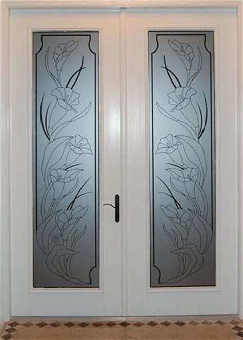 Decals For Glass Doors Etched Glass Custom Glass Etching And Frosted Window Door Decals