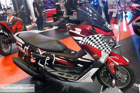 Paket Go Bikers Naik Motor Sepeda By 1 paket modifikasi yamaha nmax dari tdr mumpuni untuk touring
