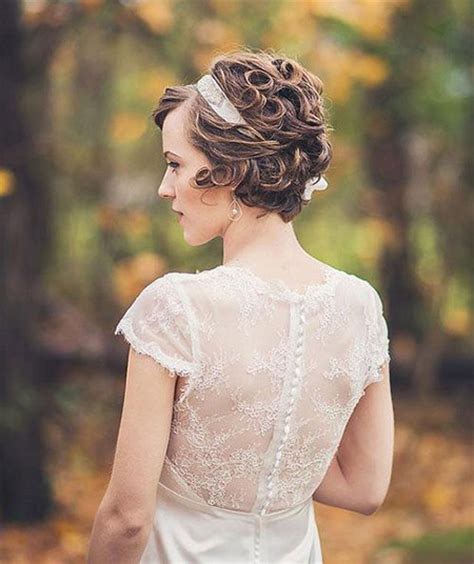 Wedding Hairstyles With A Bob Cut by Bridal Hairstyles Hairstyles 2017