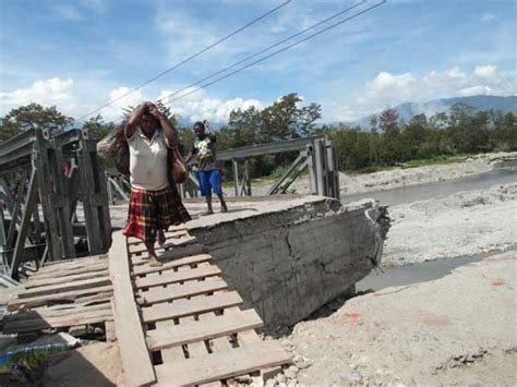 Papua Wamena Washed shaking up infrastructure and politics in aceh and papua indonesia etc