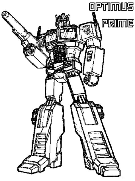 easy transformer coloring page transformers coloring pages realistic coloring pages