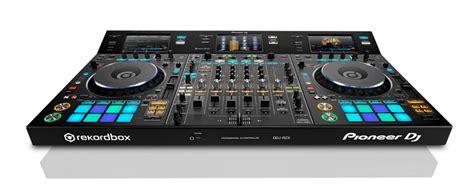 dj console pioneer pioneer ddj rzx rekordbox dj controller westenddj