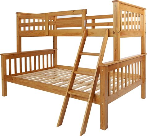 Bunk Beds For Three Sleepers Seconique Plc Product Info