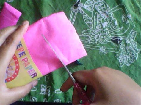 cara membuat bunga sakura dari kertas jagung yume almo membuat bunga sakura dari kertas krep creepe