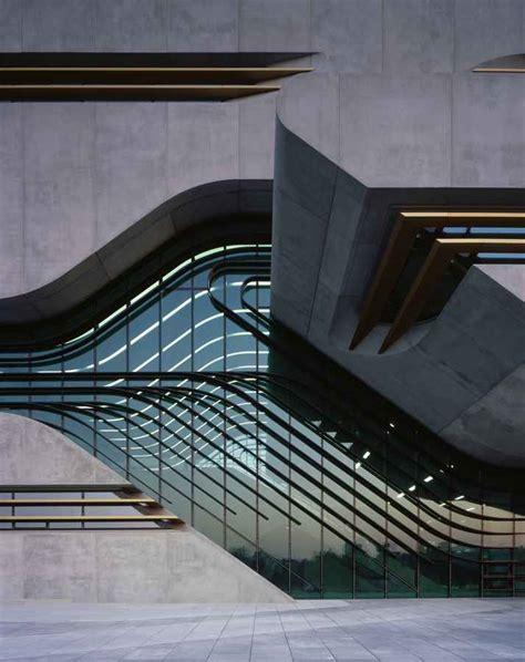 modern architecture by zaha hadid architects pierres vives building montpellier zaha hadid e architect