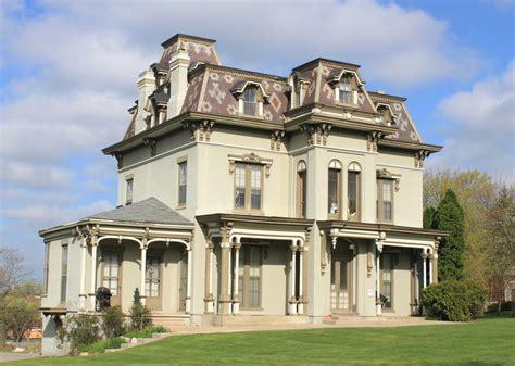 Old Mansions | file gilbert mansion historic structure ypsilanti michigan jpg