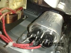 capacitor 187 inside electronics