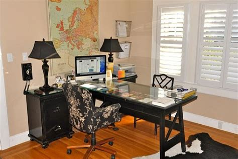 Desks Home Office by 16 Home Office Desk Ideas For Two