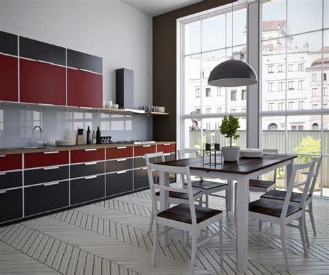 Stunning Kitchen Designs by 25 Stunning Kitchens With Big Windows