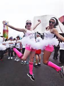 what to wear to a color run pin by gouge on 5k ideas