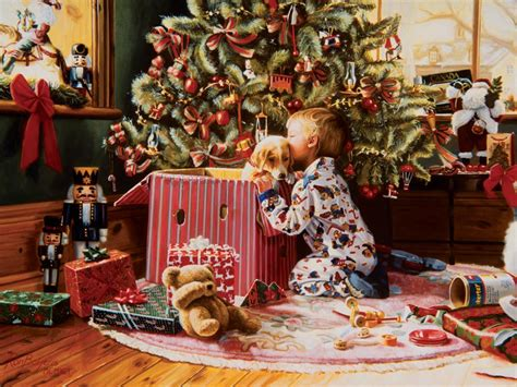 Images Of Christmas Morning | christmas morning outset media games