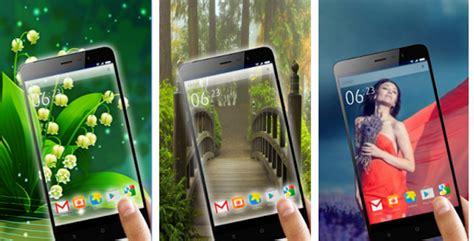 wallpaper bergerak gelembung wallpaper lucu bergerak untuk android