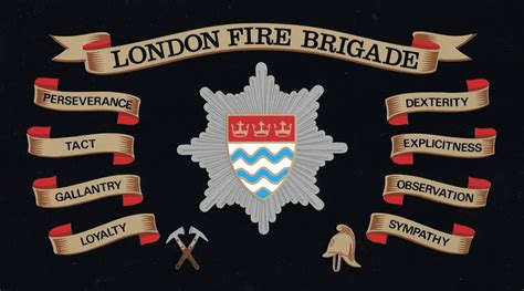 london fire brigade ice bucket regimental replicas