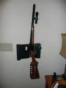 Bookcase Gun Safe Shotlock Configures To Fit Your Gun Stashvault