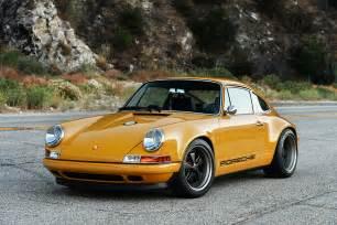 Stinger Porsche Singer Porsche 911 United Kingdom The Lowdown