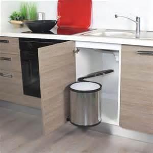 poubelle de cuisine cuisissimo