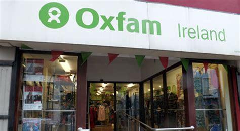 Oxfam Ireland Fair Trade Shop by Oxfam Omagh Charity Shop Ireland