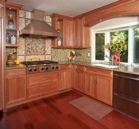 Hardwood Kitchen Floor by The Pros And Cons Of Popular Flooring Materials