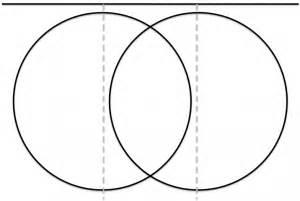 venn diagram foldable printable venn diagram gcf foldable venn diagrams