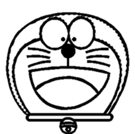 Muka Doraemon seputar komputer cara dasar mewarnai dengan photoshop