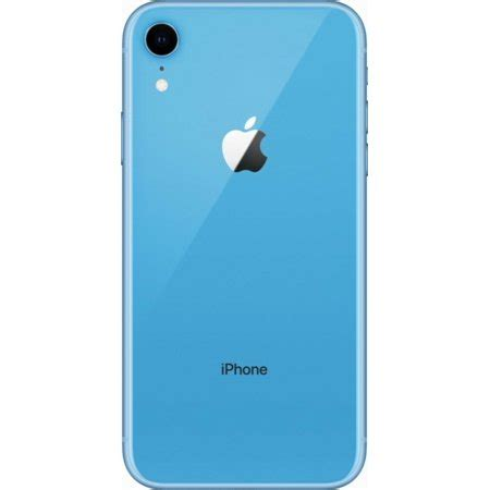 apple iphone xr gb sprint  blue walmartcom