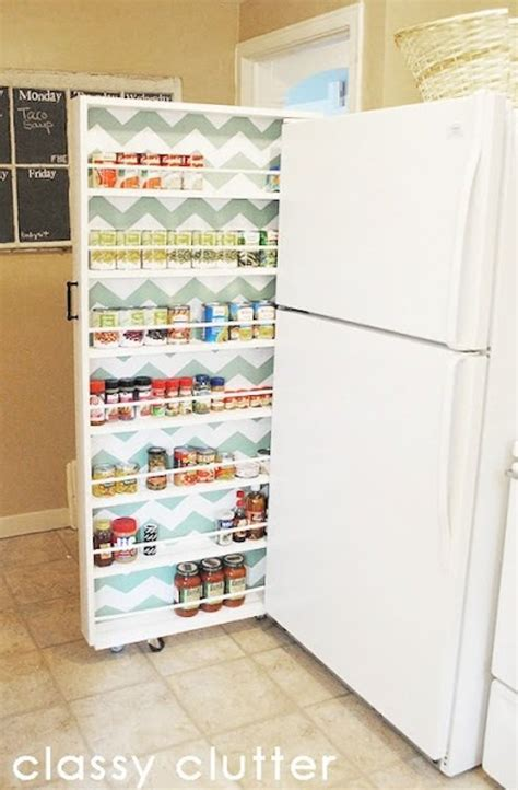Diy Kitchen Storage by Diy Kitchen Storage 7 Clever Quot Hacks Quot To Try Bob Vila